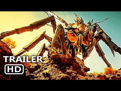 IT CAME FROM THE DESERT Official Trailer (2017) Giant Killer Ants, Action Movie HD
