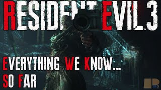 Resident Evil 3 Remake News Update   Everything We Know So Far Post Nemesis Trailer