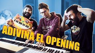 ADIVINA EL OPENING | VERSIÓN TECLADO | ft. Victormame (Doctor Prats)