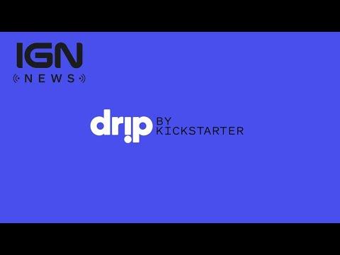 Kickstarter Launches New Subscription Service - IGN News