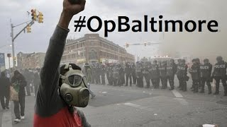 Anonymous - Operation Baltimore #OpBaltimore