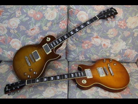 unboxing chibson les paul collectors choice greeny moore 2 youtube. Black Bedroom Furniture Sets. Home Design Ideas