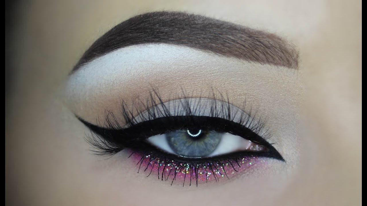 Easy Party Eyemakeup Tutorial You
