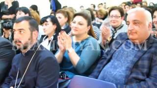 Ալավերդի քաղաքի երաժշտական դպրոցի սաները հաշվետու համերգ էին կազմակերպել
