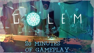 Golem - 20 Minutes of Gameplay (1080p)