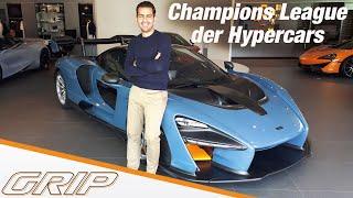 Hamid sucht 1,25-Mio-Supersportler | Porsche 918 Spyder, Koenigsegg CCX und McLaren Senna | GRIP