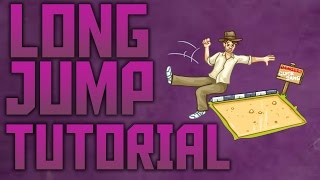 Counter Strike : CS:GO Long Jump Tutorial