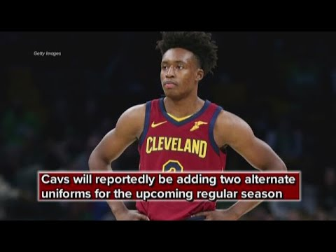 reputable site 1fa31 80430 Report: Cleveland Cavaliers to add 2 new jerseys for 2018-19 season