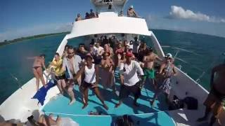 Punta cana junio 2016, Hotel Catalonia Bávaro Beach, Isla Saona, GOPRO HERO 4 SILVER