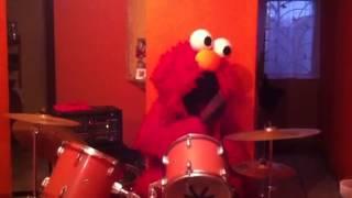 """Elmo plays """"Tracy Jacks"""""""