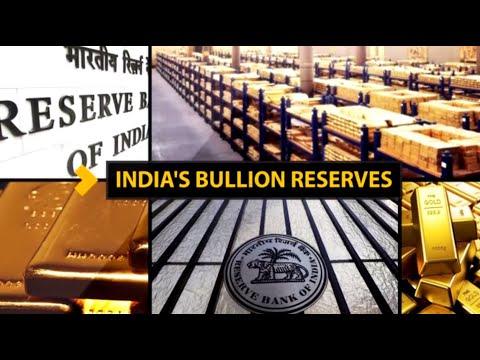 India's Bullion Reserves