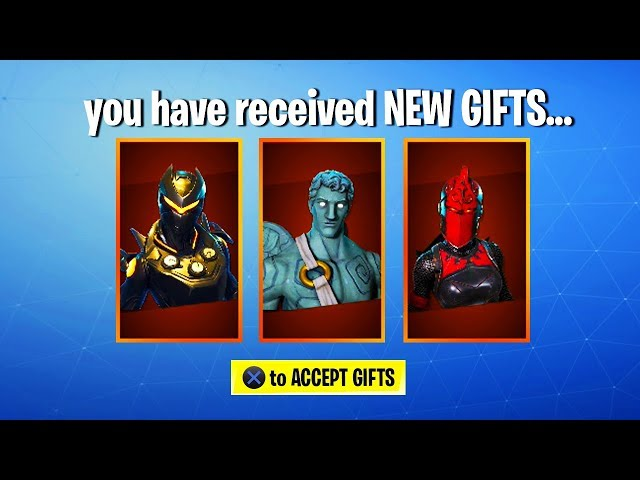 HOW to GIFT *NEW* SKINS in FORTNITE... (Fortnite Battle Royale - NEW Gifting System Release Date?!)