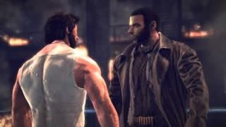 X-Men Origins: Wolverine final bossfight and ending