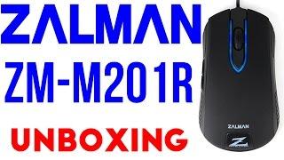 Optical Gaming Mouse ZM-M201R od Zalman