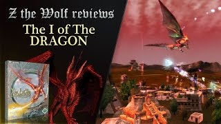 Z the Wolf reviews - The I of the Dragon