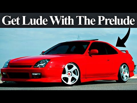 All You Need to Know about the Honda Prelude - Are They Good for Tuning or Modding