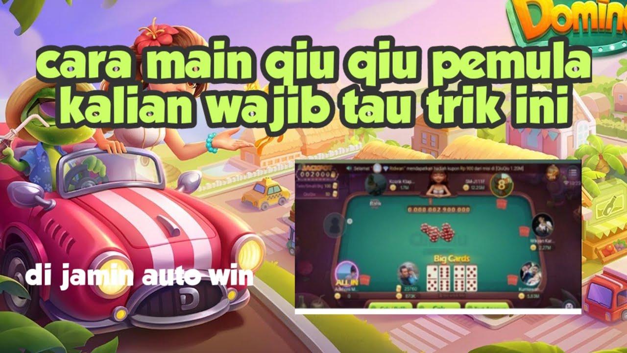 Trick Auto Win Main Higgs Domino Qiu Qiu Terbukti Ampuh Youtube