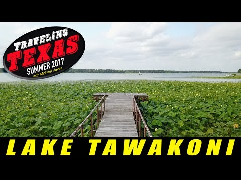 Lake Tawakoni: Traveling Texas Summer 2017