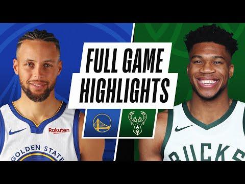 Game Recap: Bucks 138, Warriors 99