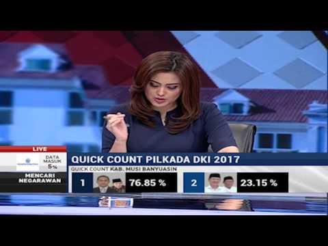 Membedah Data Quick Count Lembaga Survei Pilkada Jakarta