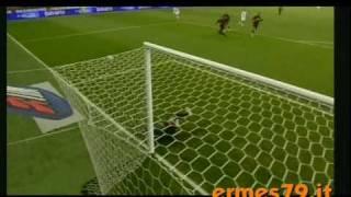Campionato 2006/07 - 11° Milan Roma 1-2
