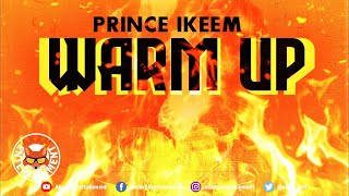 Prince Ikeem - Waem Up [Audio Visualizer]