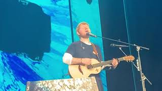 Give Me Love Kiss Me Ed Sheeran Cape Town 27 03 19