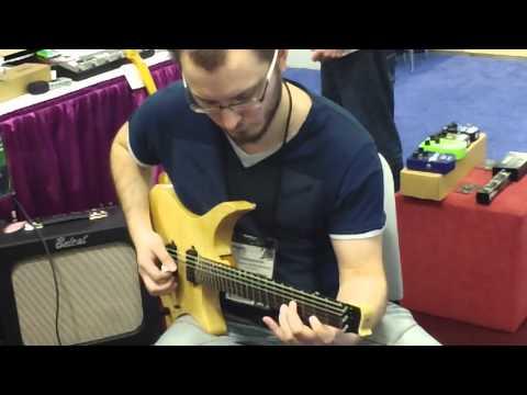 NAMM 2012 - Video Blog Part 4