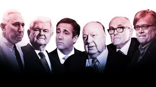 Trumps boys club: Their history with women