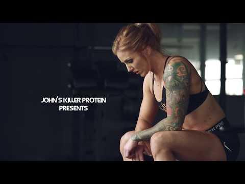 John's Killer Protein - The Official Sponsor Of Strong Women Everywhere!