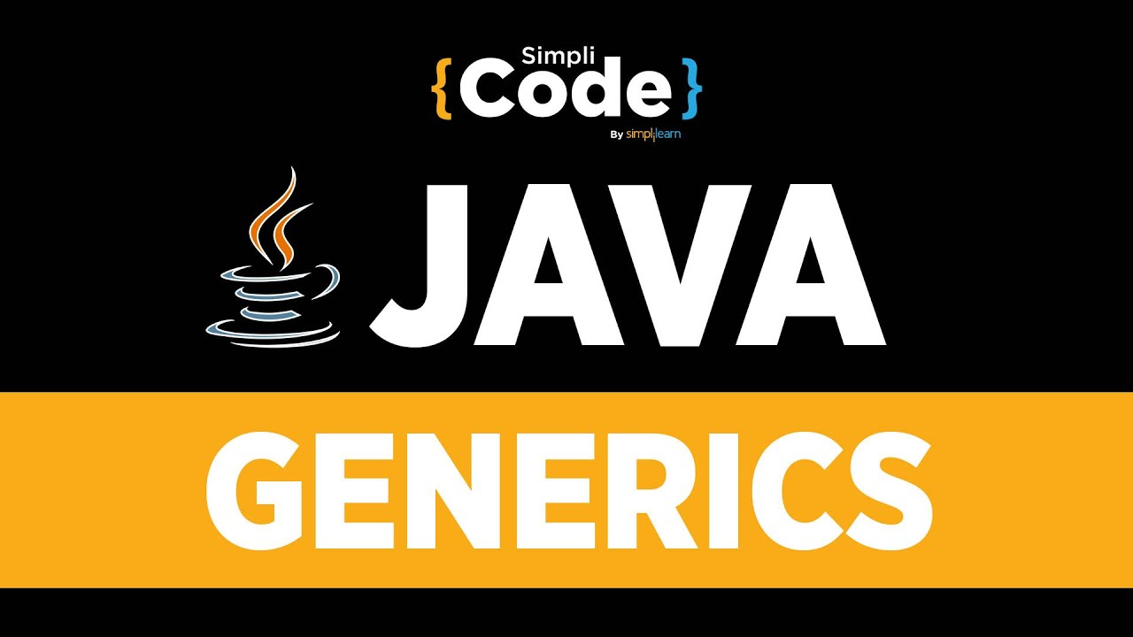 Java Tutorial For Beginners | Generics In Java | Java Generics Tutorial With Examples
