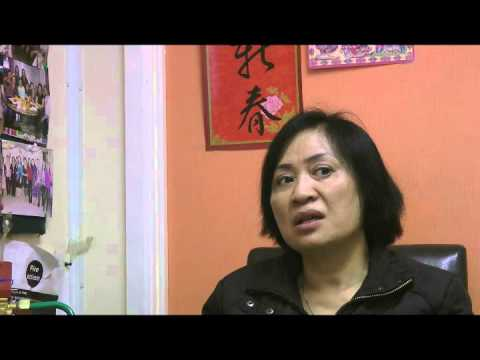 Mrs Ng talks about why ethnic Chinese people had to leave North Vietnam