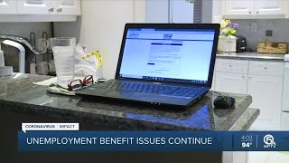 Out-of-work employees continue to report glitches in Florida unemployment site