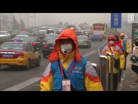 "Smogalarm in Peking: ""Dem Feinstaub kann niemand entkommen"""