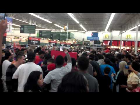Walmart - Black Friday 2012