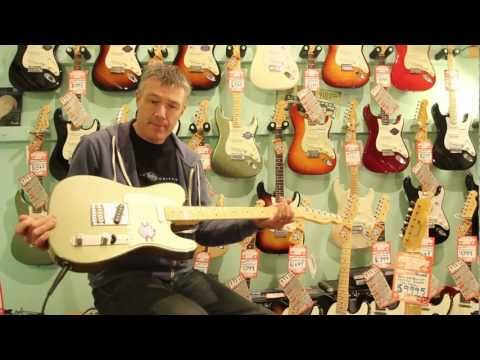 Fender 2012 USA Telecaster Electric Guitar Review at Derringers Music