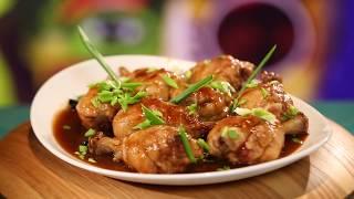 Рецепт недели: курица в кока-коле
