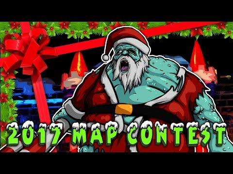 Dead Castle Christmas Zombies (Black Ops 3 2017 Zombie Map Contest)