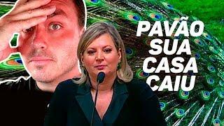 Joice Hasselmann fala sobre o Pavão Misterioso e Gabinete do Ódio de Bolsonaro na CPMI das Fake News