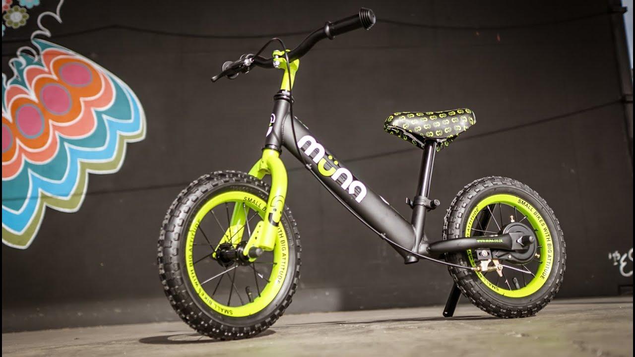 Muna Balance Bike Youtube