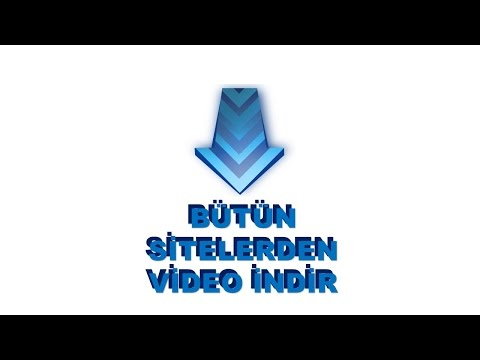 PROGRAMSIZ VİDEO İNDİR TÜM SİTELERDEN VİDEO İNDİR (GETTHEMALL VİDEO DOWNLOADER)