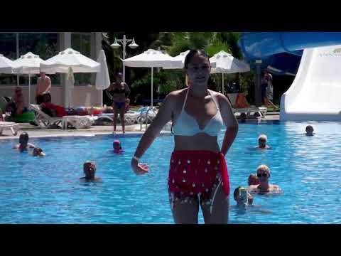 Анимация отеля Annabella Diamond Hotel & Spa 5*, Инджекум, Аланья, Турция