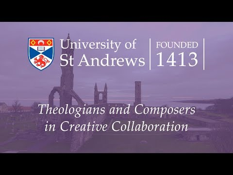 TheoArtistry: Theologians and Composers in Creative Collaboration