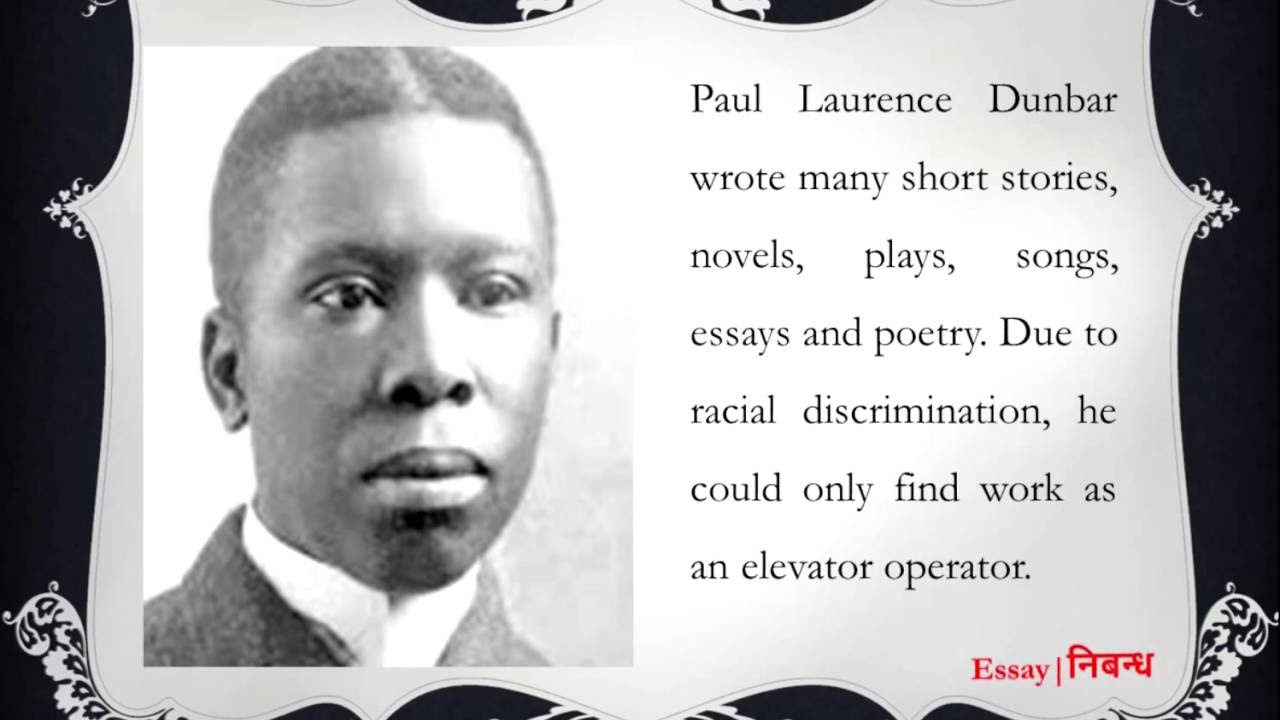 paul laurence dunbar parents