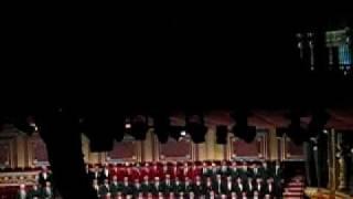 Myfanwy - by Gwyl Corau Meibion Cymru - at the Royal Albert Hall