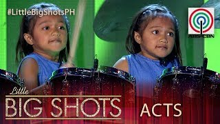 Little Big Shots Philippines: Rhian | 8-year-old Viral Drummer Girl
