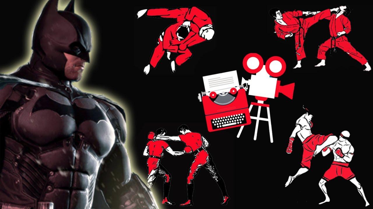 Download Batman Fight Scene Breakdown - Batman vs. Deathstroke - Arkham Origins Trailer