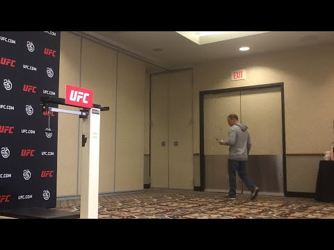 UFC on FOX 31 Official Weigh-Ins Live Stream - MMA Fighting