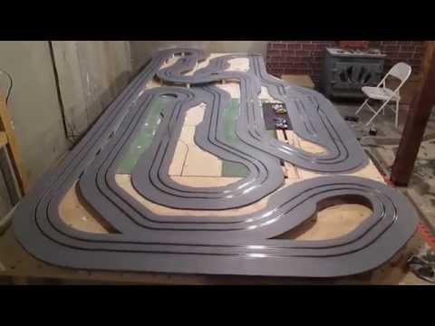 Carrera Go! AC2 slot cars track
