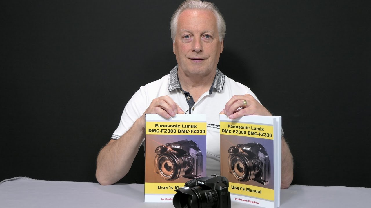 Panasonic Lumix FZ300 FZ330 User's Manual Amazon Launch